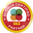 4Thought Marketing Eloqua Certified Partner Gold Logo